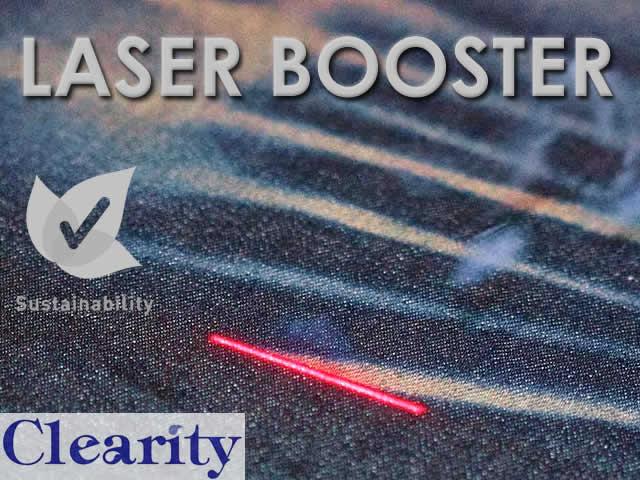 Yenilikçi kimyasallarımızın en son üyesi: Laser Booster